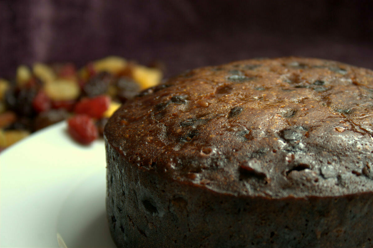 Fruitcake—something everyone gives, and no one wants.