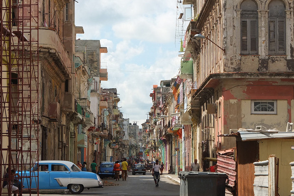 Cuba's Newest Import: Garbage?