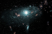 FOUND: Hundreds of Galaxies the Milky Way Had Been Hiding