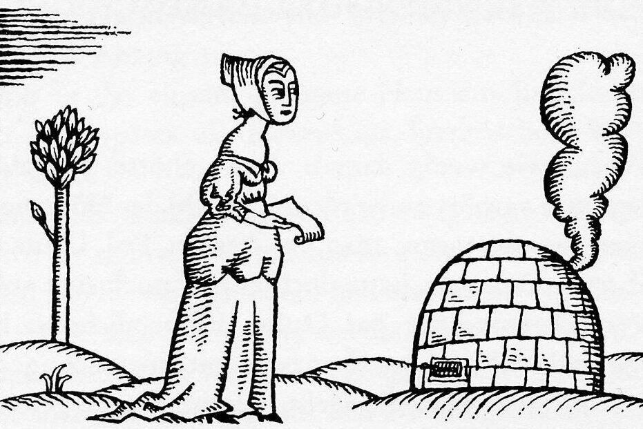 "Was Katharina Schraderin, ""the baker witch,"" killed for her gingerbread recipe?"