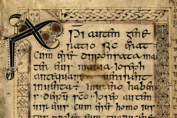 Found: A 13th-Century Tale of Merlin and Arthur, Reused as