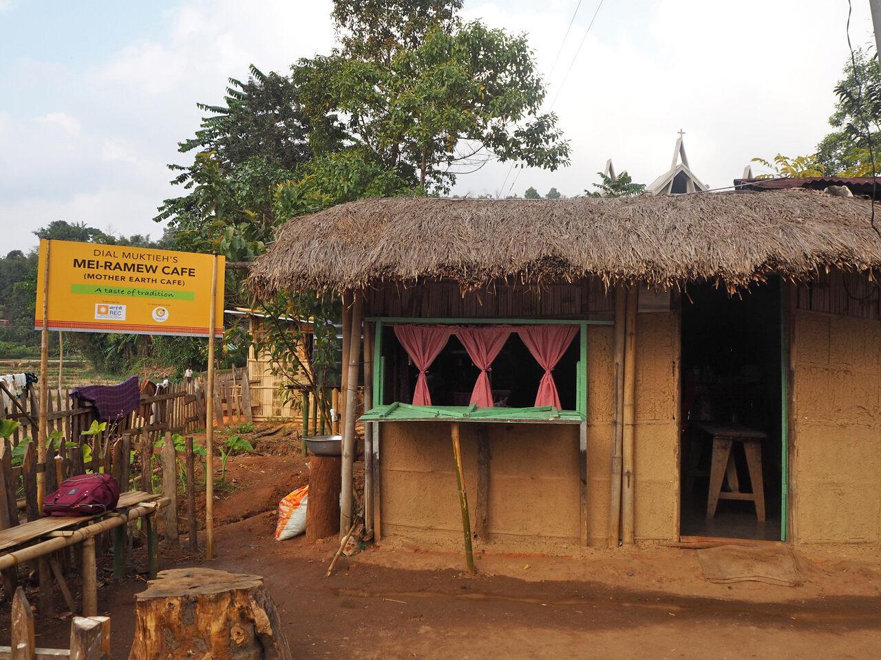Khweng Village boasts two Mei-Ramew cafes.