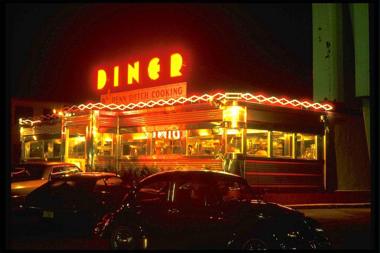 "Neff's Diner in Allentown, Pennsylvania, was Gutman's go-to source for ""Allentown-style"" steak sandwiches."