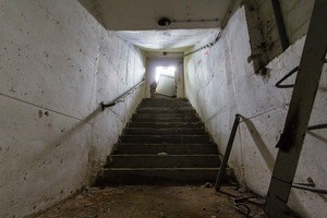 Inside the Honecker Bunker, An Abandoned Cold War Secret Seeking a Future
