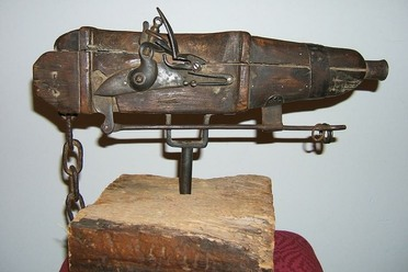 The Cemetery Gun of Museum of Mourning Art