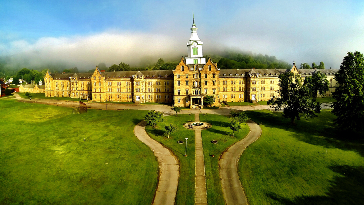 A Cultural Historian Explores an Old Mental Hospital, and Why They Scare Us  - Atlas Obscura