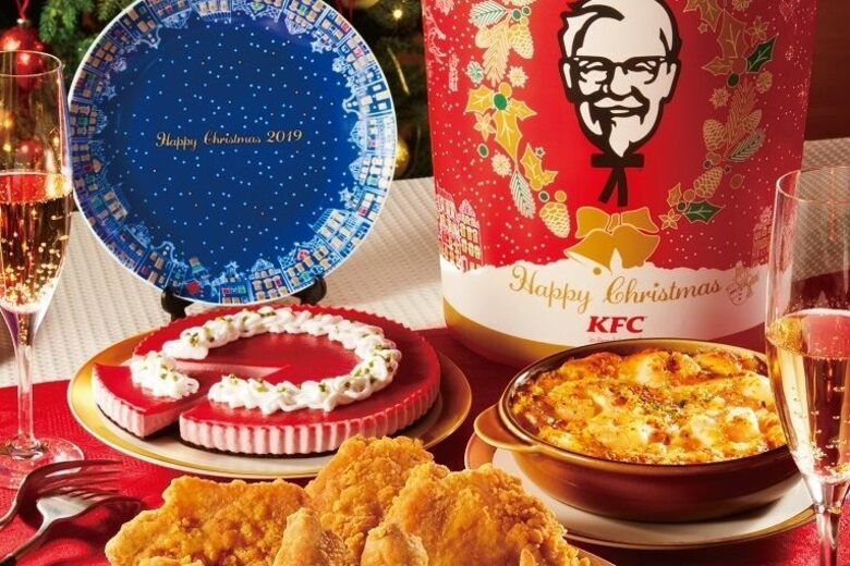 How a White Lie Gave Japan KFC for Christmas