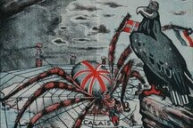 U-Boats and Octopuses Collide in These WWI Propaganda Maps