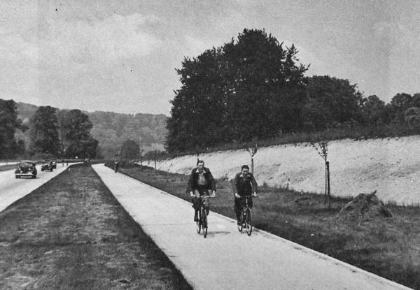 Resurrecting The Forgotten Bike Highways Of 1930s Britain