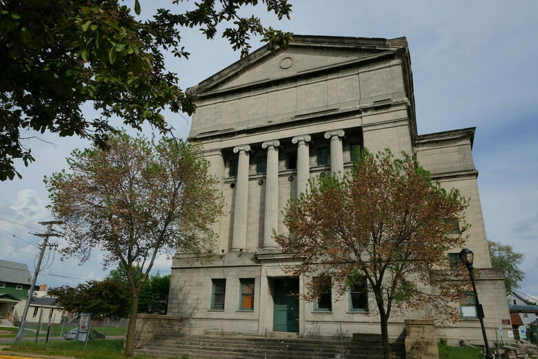 The Grandeur of Old Masonic Temples Also Makes Them Vulnerable to Fires
