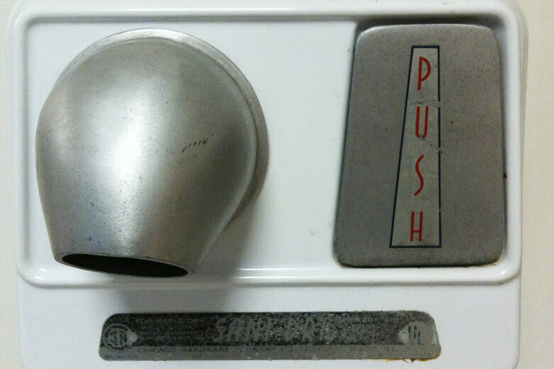 The Weird History Of Hand Dryers Will Blow You Away Atlas Obscura
