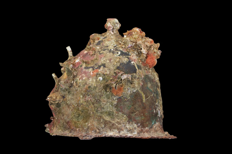 Found: Shipwrecks, Helmets, and Clues From an Ancient Roman Naval Battle