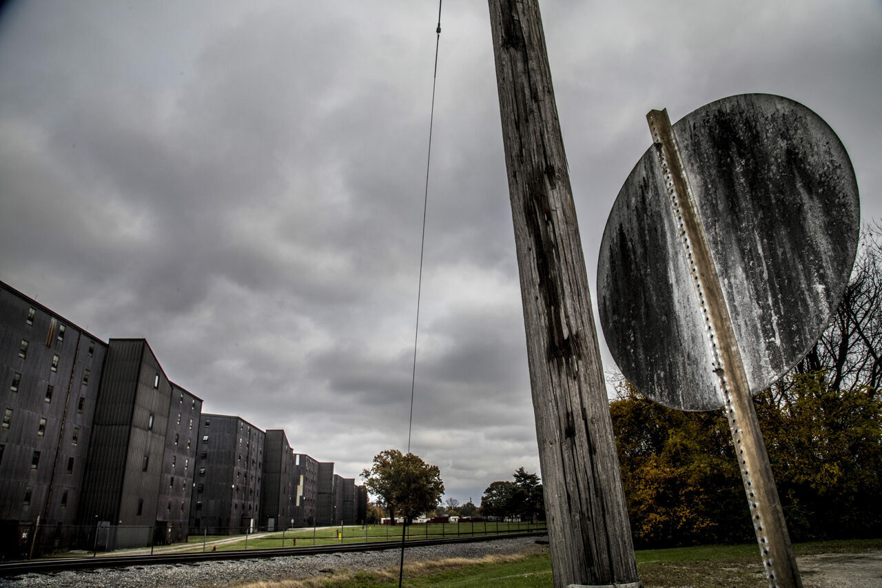 "The suburb of Shively is notorious for its blanket of ""whiskey fungus"""