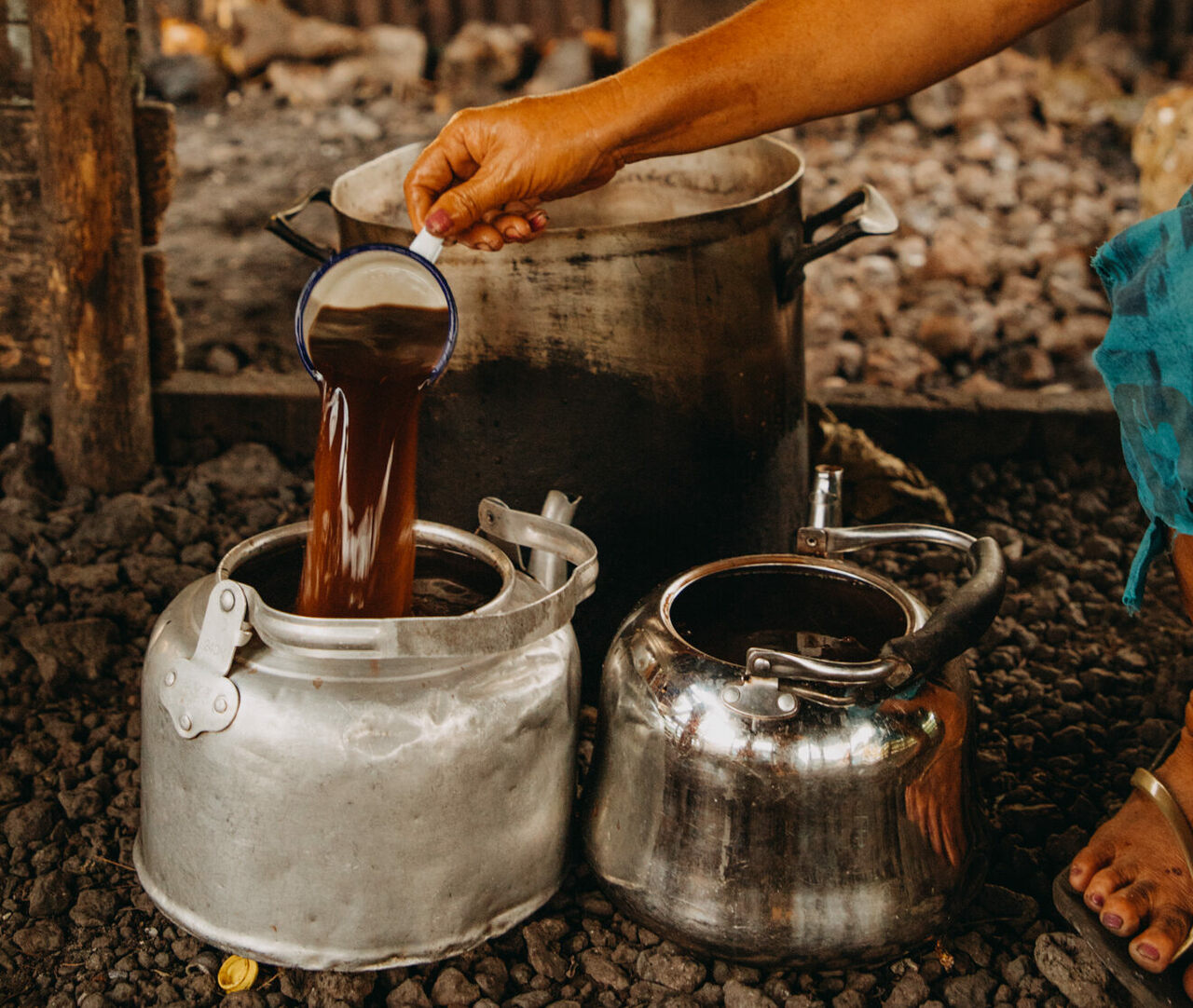 <em>Koko Sāmoa</em> is practically the national drink.