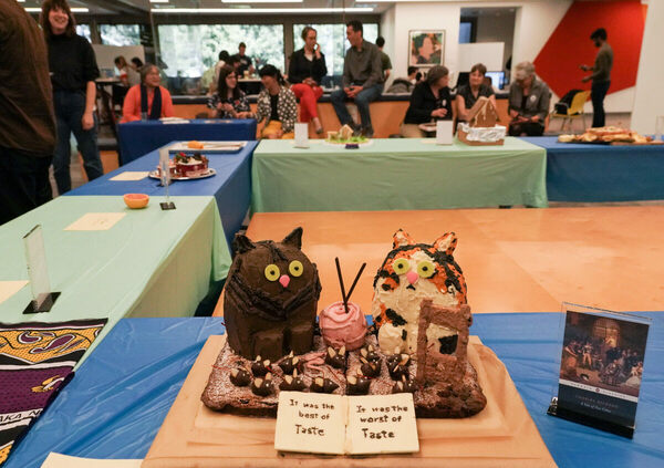 Edible Book Festivals Are for Pun and Food Lovers