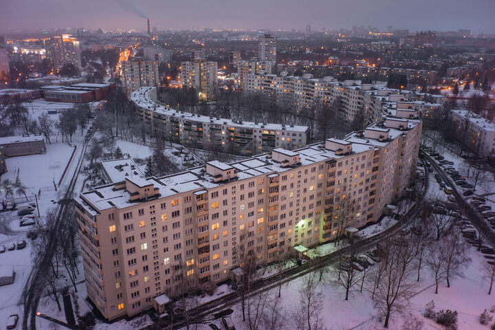 A Photographer's Ode to Everyday Soviet Architecture