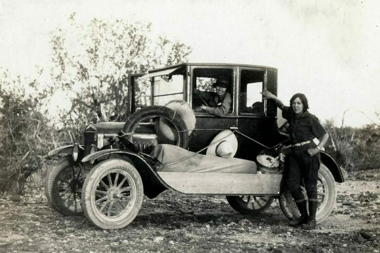 These Adventurous Women Photographed the California Desert in the 1920s