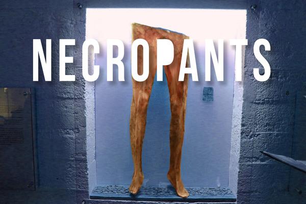 100 Wonders Necropants Atlas Obscura