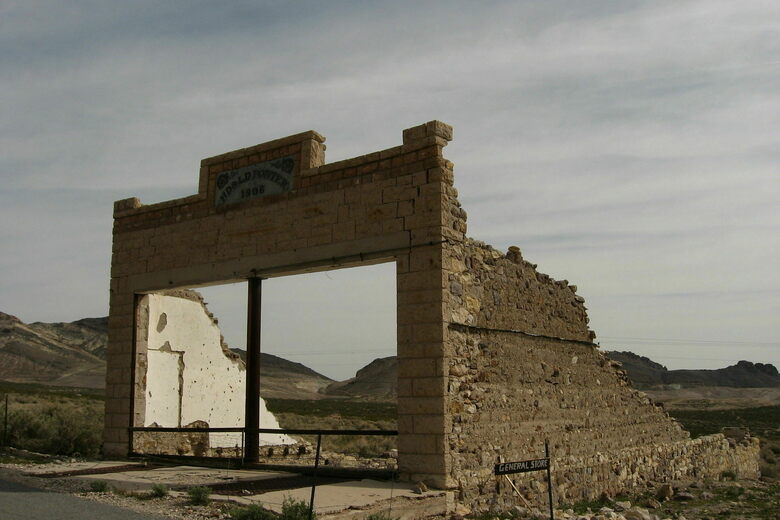 Visit the Ghost Towns of Nevada