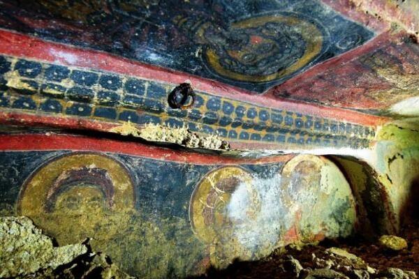 FOUND: An Early Underground Church