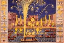 13 Extraordinary Illustrations of Fireworks Displays From Days of Yore