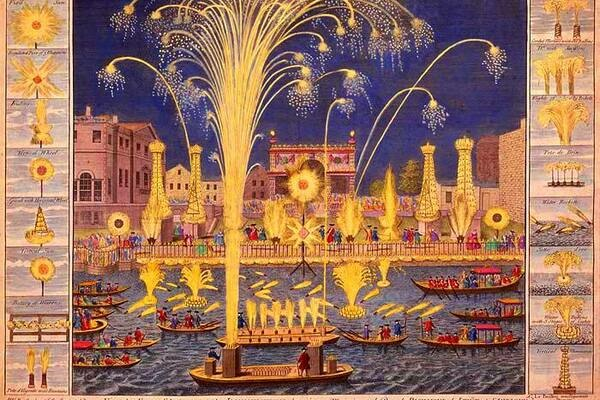 13 Extraordinary Illustrations of Fireworks