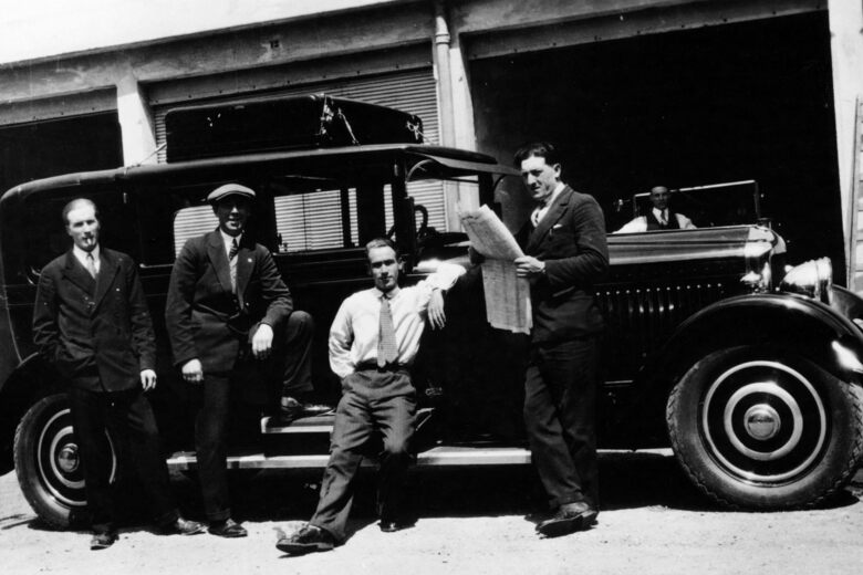 The Insolent Chauffeurs of America's Early Automobile Era