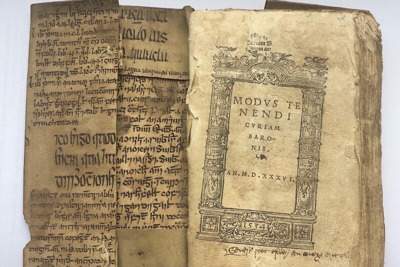 Found: A Medical Manual Linking Medieval Ireland to the Islamic World