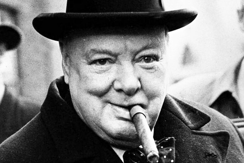 For Sale: A Cigar Puffed by Winston Churchill in 1953