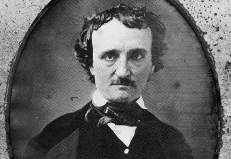 Edgar Allan Poe in 1849.