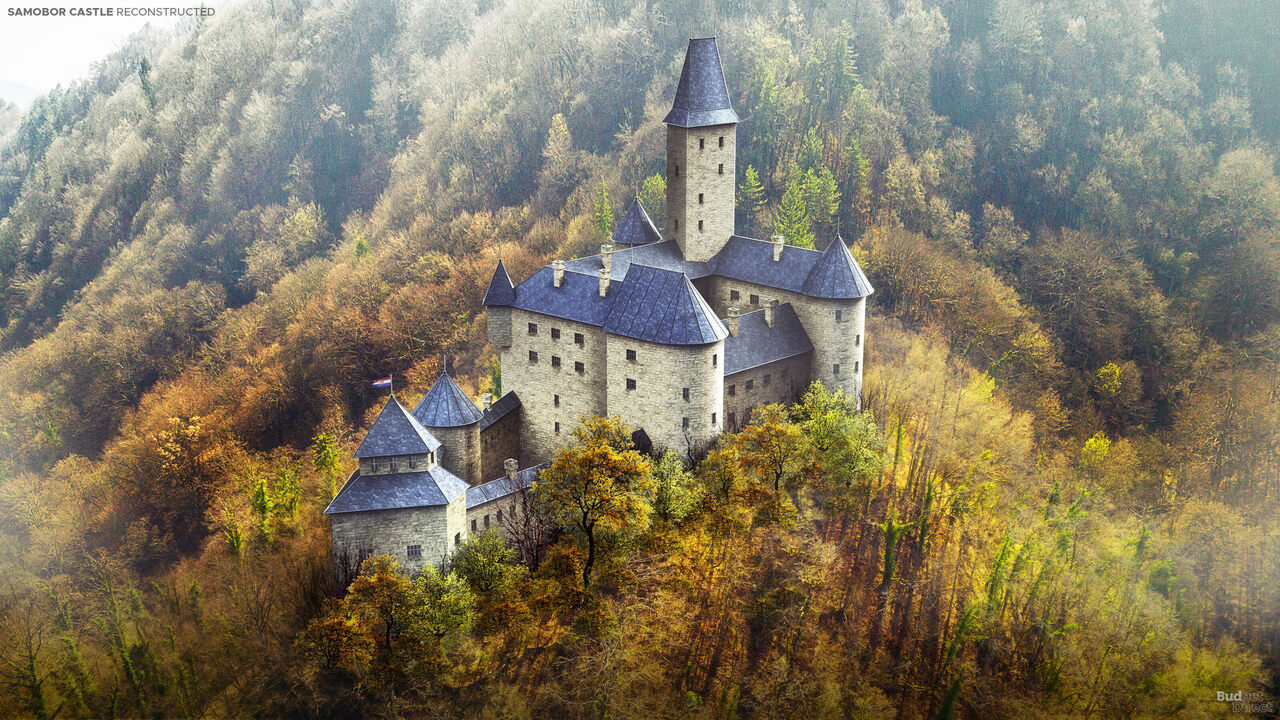 See Europe S Ruined Medieval Castles Come Back To Life Atlas Obscura