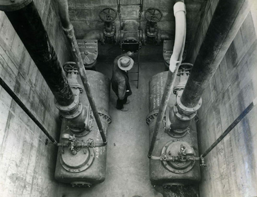 Fatbergs can throw a big stinking wrench in the works of sewer systems like the one in Adelaide (pictured here circa 1926).