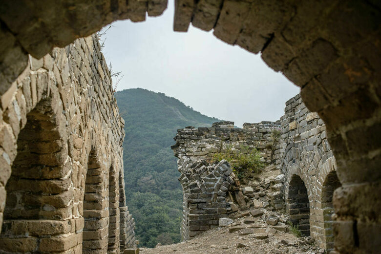 Ancient Chinese Buildings Are Held Together With Rice, Sugar, and Blood