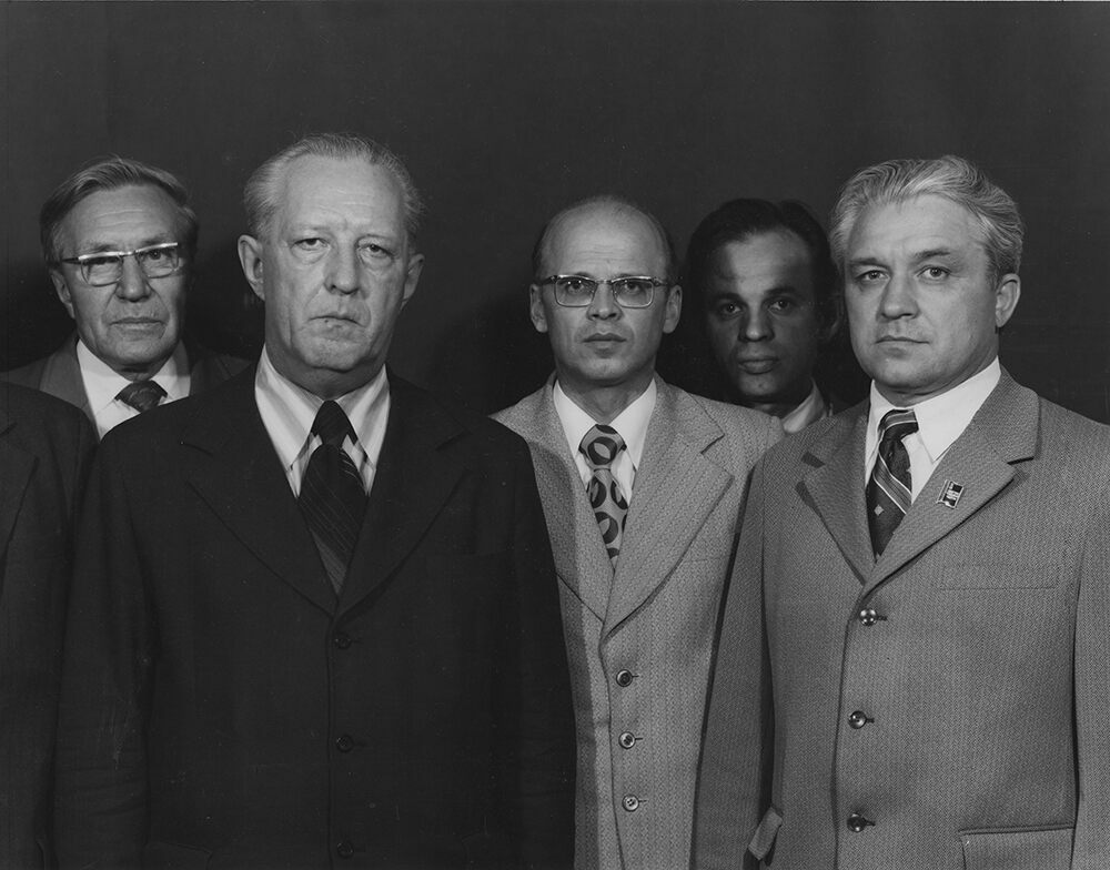 <em>The Party Chiefs</em>.
