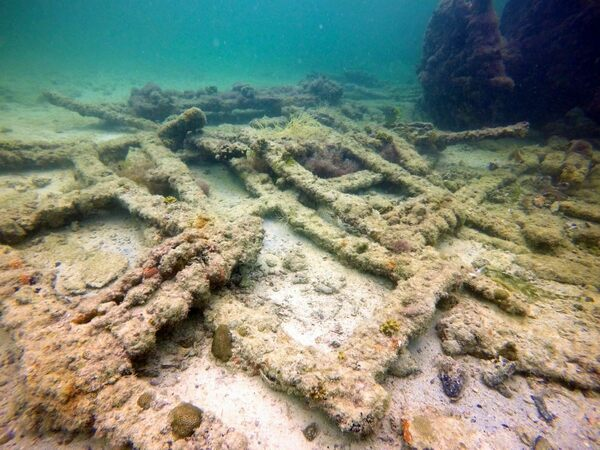 Found: The Wreck of a Ship That Carried Enslaved Maya from Mexico to Cuba