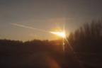 Video Wonder: Streaking Meteor