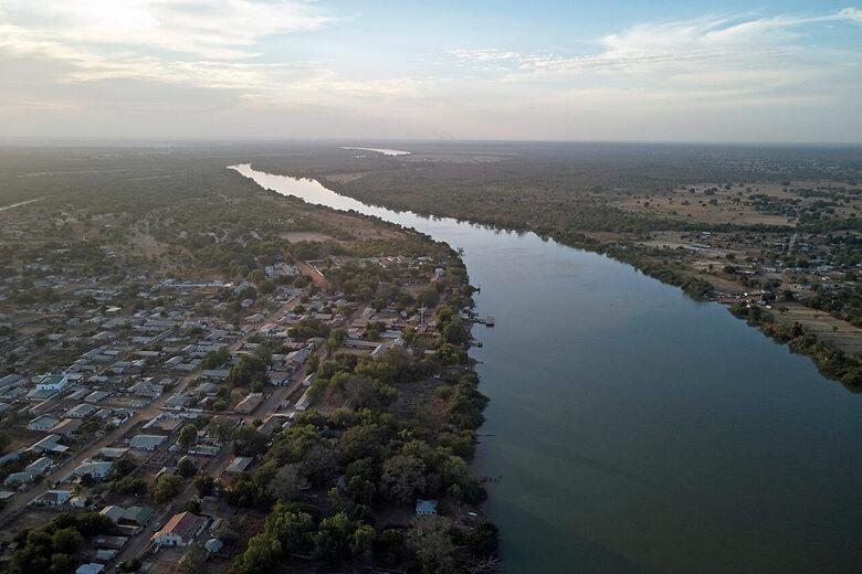 The True Origin of The Gambia's Bizarre Borders