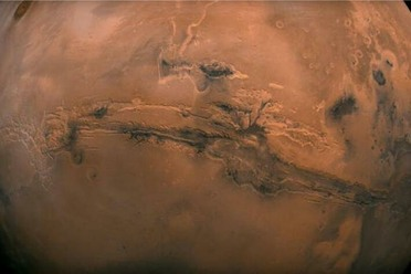 Surface evidence of the massive ice sheet found on Mars