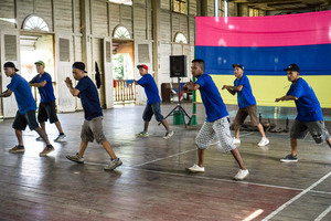 The Open-Air Philippine Prison Where Inmates Dance For Tourists