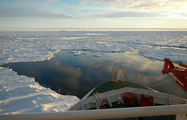 What's Up With Those Deep Gashes in Antarctic Ice?