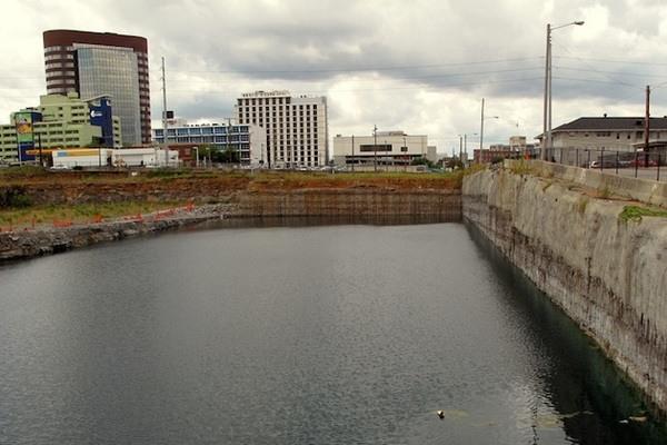 Nashville's Accidental Lake