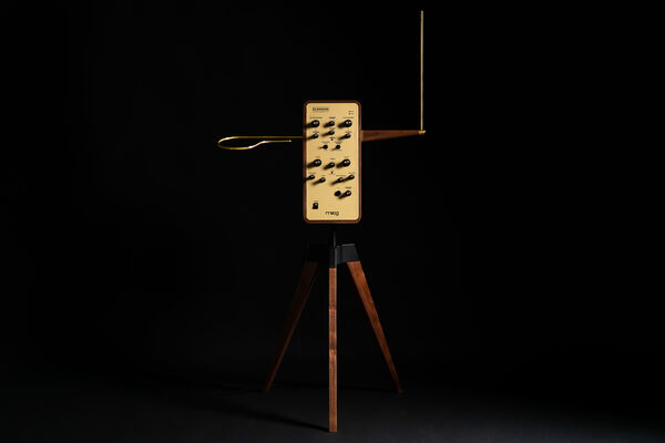 Happy 100th Birthday to the Theremin, Instrument of the Future