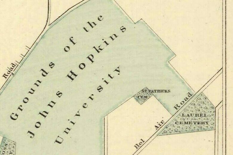 The Grim History Hidden Under a Baltimore Parking Lot