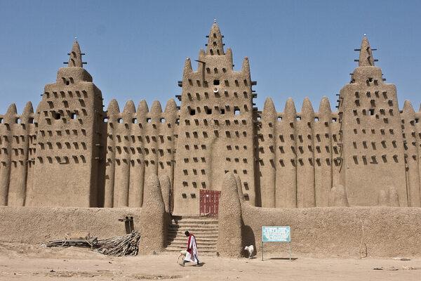 The Magnificent Mud Architecture Of Mali Atlas Obscura