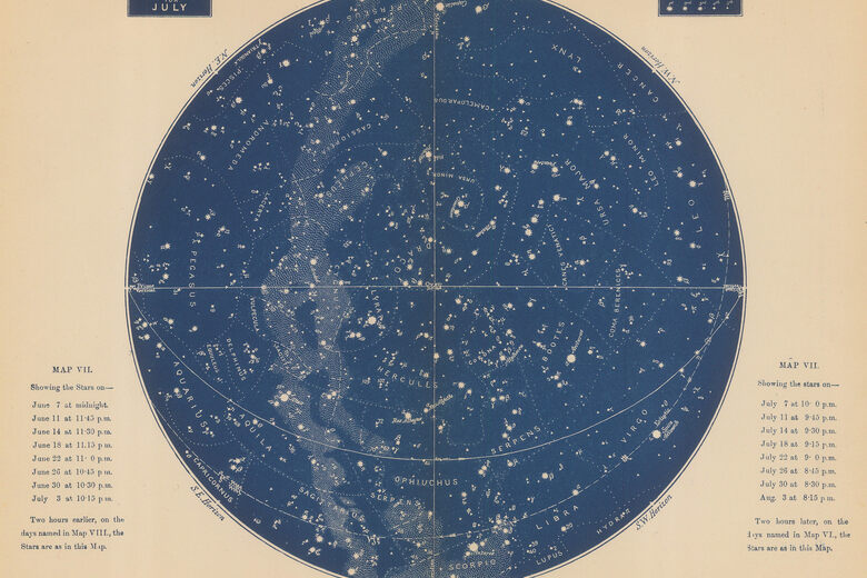 See How the Moon Has Been Mapped Through Time