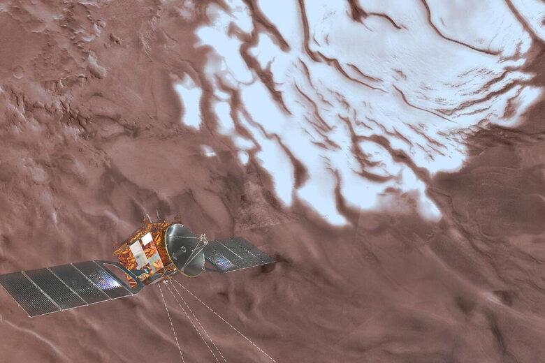 Found: Liquid Water on Mars