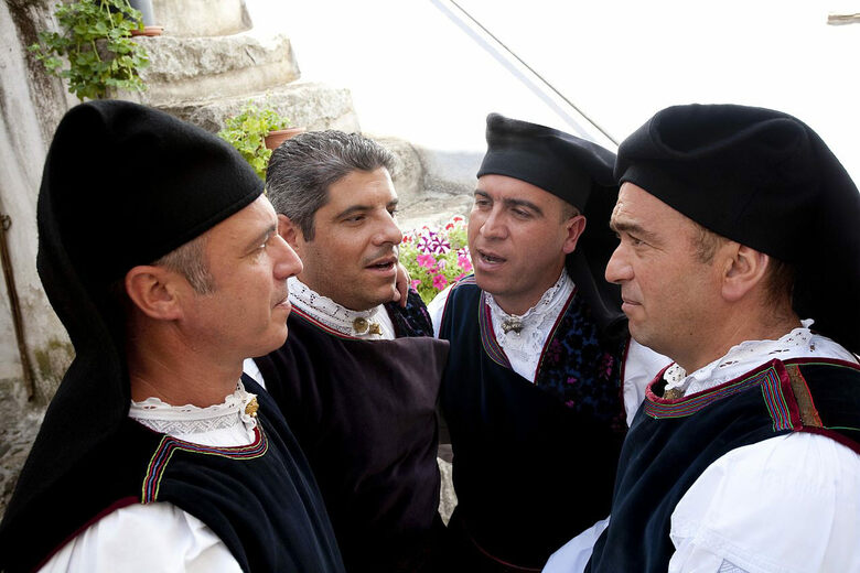 The Many Pleasures of Sardinian Throat Singing
