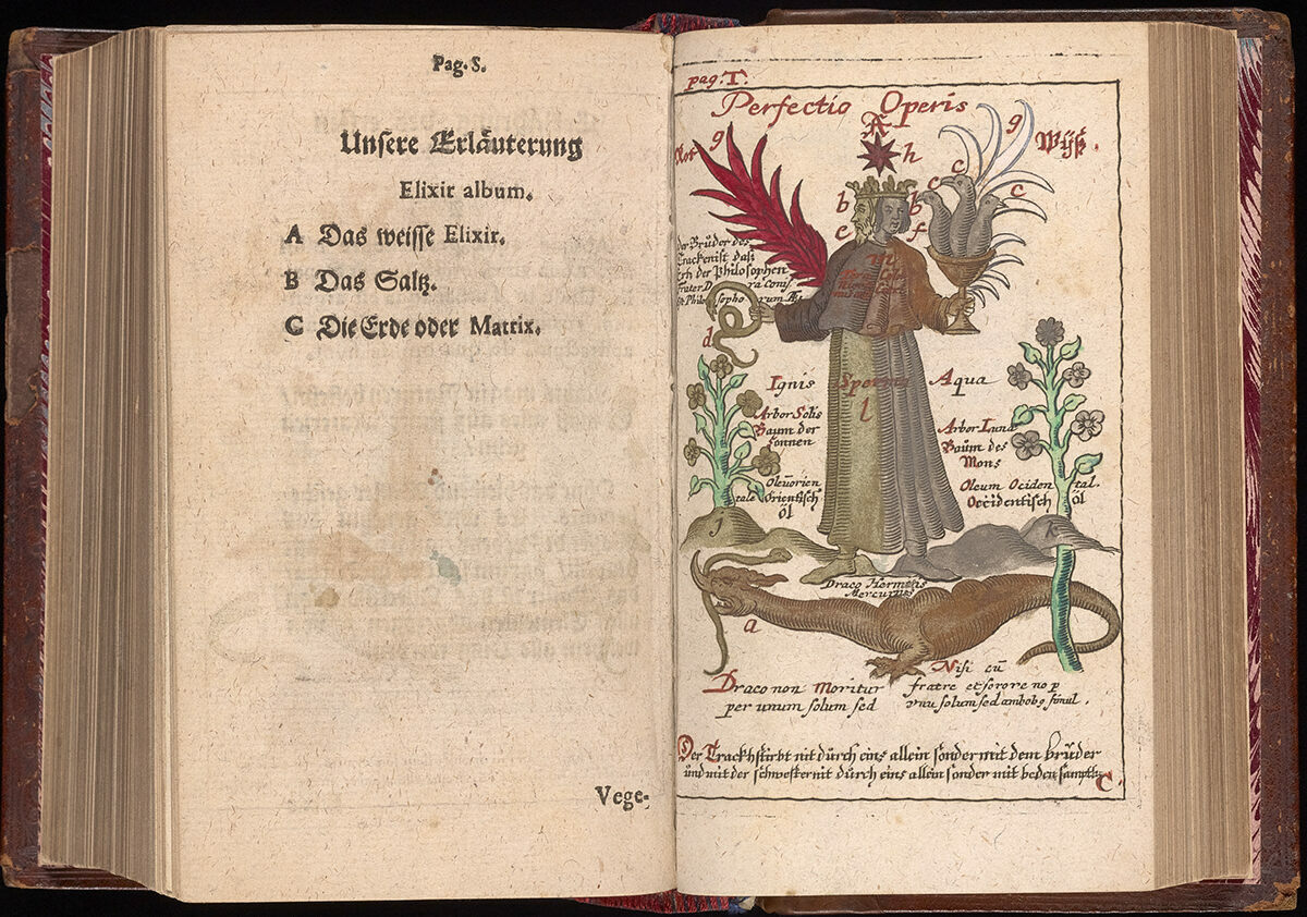 How Alchemy Has Been Depicted In Art Through The Ages Atlas Obscura