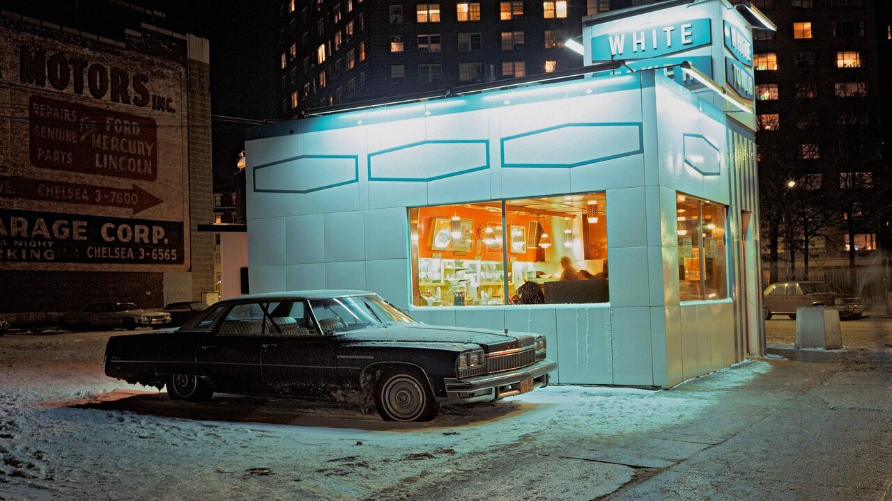 Striking Portraits of Lonely Cars in 1970s New York - Atlas