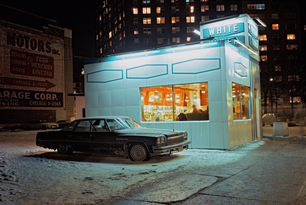 striking portraits of lonely cars in 1970s new york atlas obscura. Black Bedroom Furniture Sets. Home Design Ideas